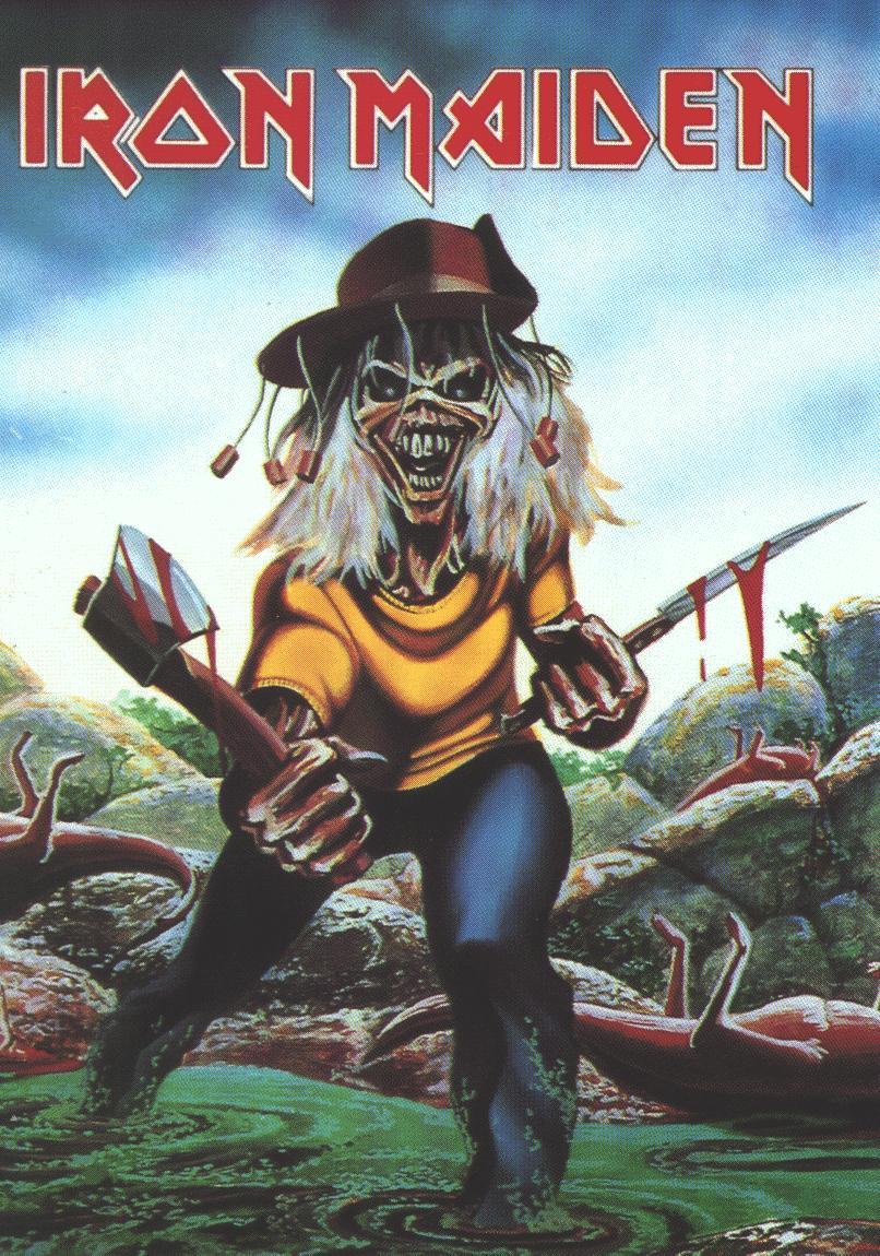 El Post Que Merece El Gran EDDIE (Iron Maiden) Megapost